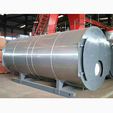 WNS 0.7MW-14MW diesel fired hot water boiler for industry use