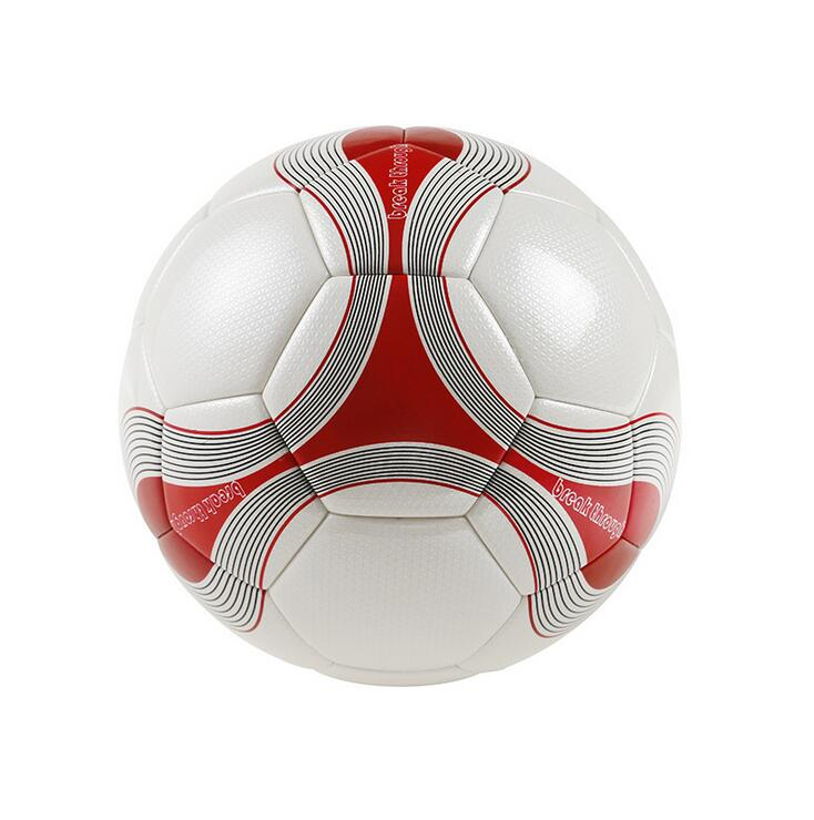High Quality Seamless Football Laminated Soccer