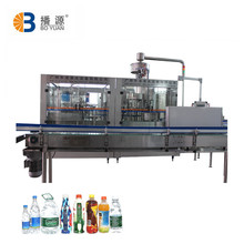 New design high quality BY-12-12-5(5L) full automatic water bottle filling machine