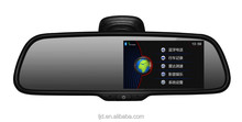 andriod 4.3 inch garmin rearview mirror navigation with bluetooth FM touch screen
