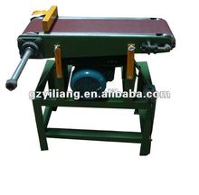 drum sanding machine for edge/angle wooden grinding with abrasive belt .