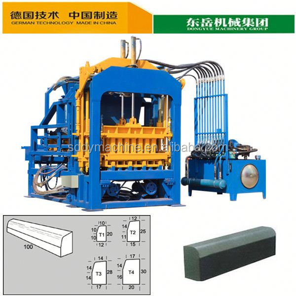 QT4-15 beton product price in india brick block machine