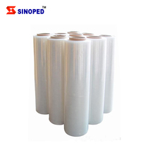 High Efficiency Center Fold Transparent Polyolefin POF Heat Shrink Plastic Film for Food Use