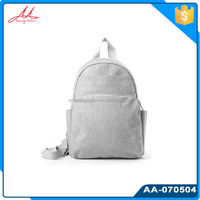 2016 new design mini girl leisure backpack school bag