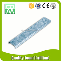 galvanized Drywall Metal Stud & Tracks iron used for building material