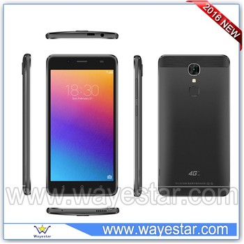 5 inch Quad core moviles android 6.0 4g mobile phones price list