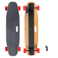 New arrival DC brushless motor electric longboard skateboard CE approval