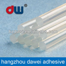 CLEAR EVA hot melt glue stick