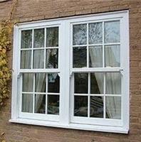 2017 new design Double glazed office iron window grill design
