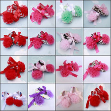 Cotton newborn baby booties baby shoes