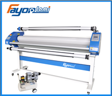 Fayon lami 1600da laminating machine,pvc film cold lamination machinery with back cutter system