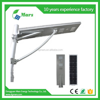 60W 80W Integrated Solar LED Street