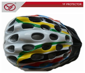 2014 honycomb latest design novelty helmet cycling helmet