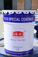 polyurethane waterproof paint Double Components Polyurethane Seal Paint