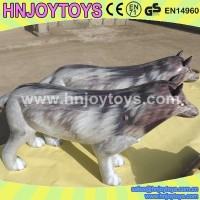 giant inflatable exciting wolf model 2014 new design animal structure