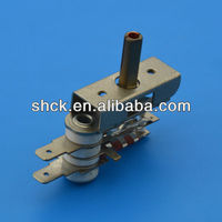 KST series adjustable electric iron bimetal Thermostat