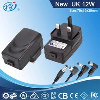 UK Plug Wall Type 12v Dc
