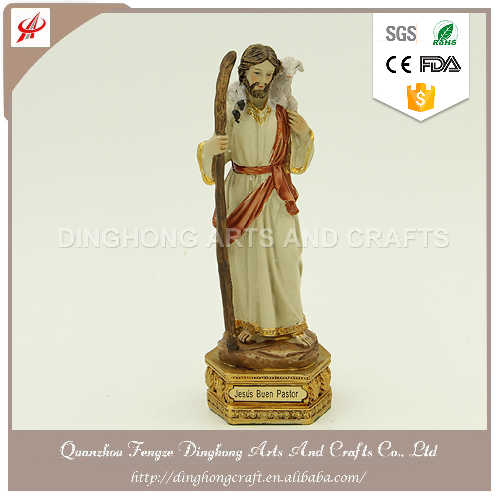 Wholesale Home Decoration,Resin Figures Religious Virgin Mary Statue