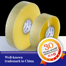 33 years manufacturer BOPP jumbo roll tape