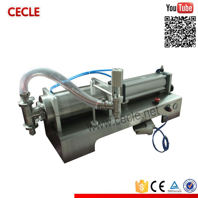 olive oil/ edible vegetable oil filling machine