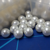 China factory wholesale polyester wedding pearls
