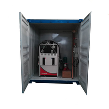 CSC Certification and Tank Container Type Diesel or Petrol Container Filling Mobile Fuel Station