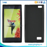 Factory price frosted tpu cover for Blackberry Leap Z20 mobile phone protective case