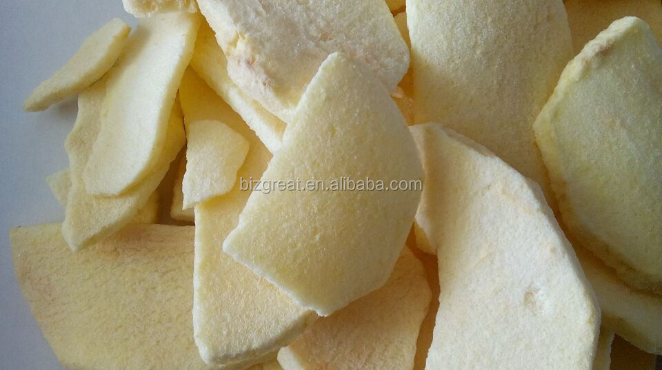 Frozen dried apple with high quality for sale