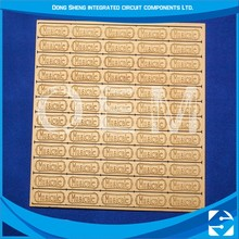High quality cheap customized wholesale etching acid etching brass