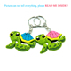 Customized only ! factory direct ! custom soft 3d pvc key chain pvc