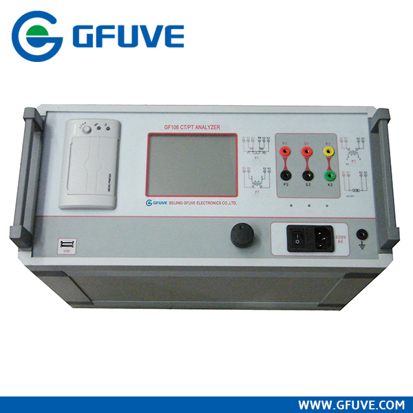 TA/TV electronic measuring instruments