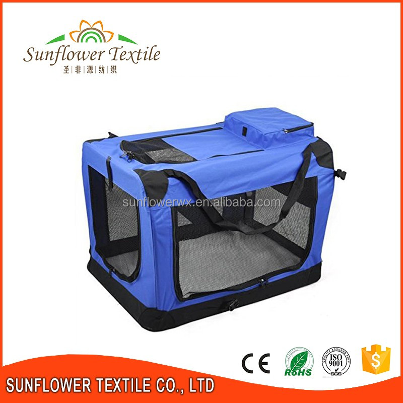 Portable/Foldable Soft Dog Kennel Outdoor/Dog Cage