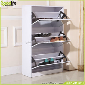 Shoe cabinet wooden supplier united furniture corporation