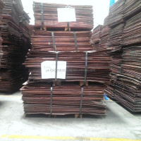 Copper Cathode 99 9