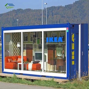 romania/new zealand flat pack home style steel frame prefeb luxury container house design ablution