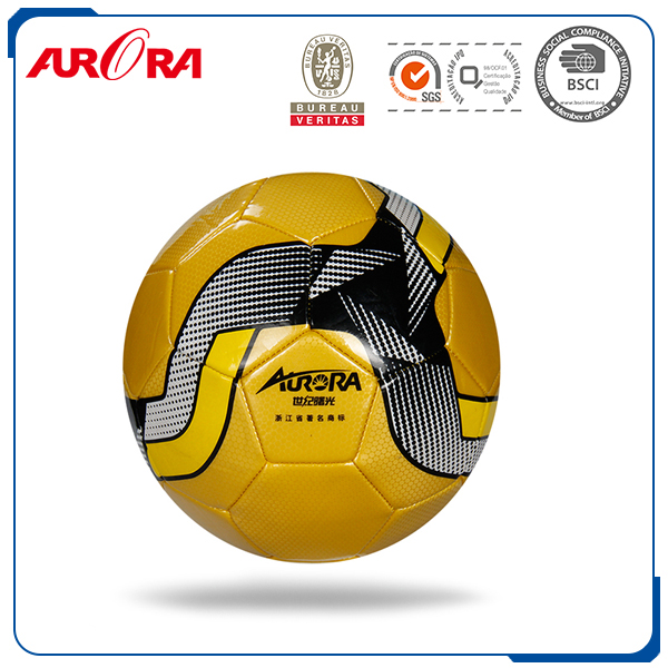 Sports equipment synthetic football 2016 world cup football ball good quality logo design cheap football soccer ball