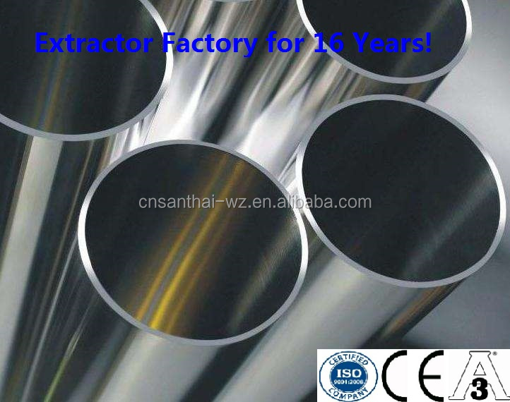 Sanitary SS304 SS316L Seamless Tube/Tubing/Pipe/Piping 2""