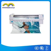 Shanghai Rainbow RE-3302-3 large format printing machine 3.2m outdoor printer