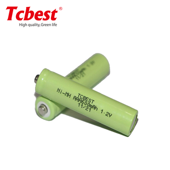 600ma ni-mh rechargeable battery OEM Hot Sale Ni-MH battery AAA