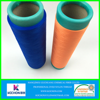 Good Quality Colorful Elastic Nylon Textured