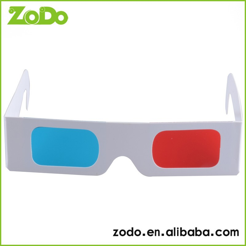 2015 mad imax 3d virtual vision glasses for Terminator: Genisys