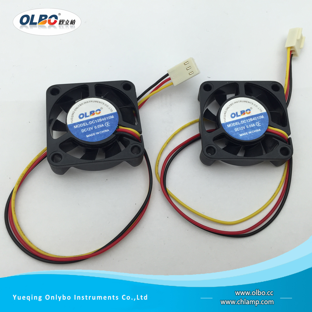40x40x10 4010 small dc brushless computer CPU cooling fan IP55 IP66 IP68 40mm 12v waterproof fan