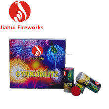 2014 New Product 0015A Cyrkoblitz rocket fireworks Wholesale Factory Price