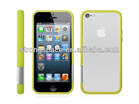 accessory for iphone5c protective bumper case