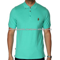 Slim Fit Short Sleeves Polo Shirts