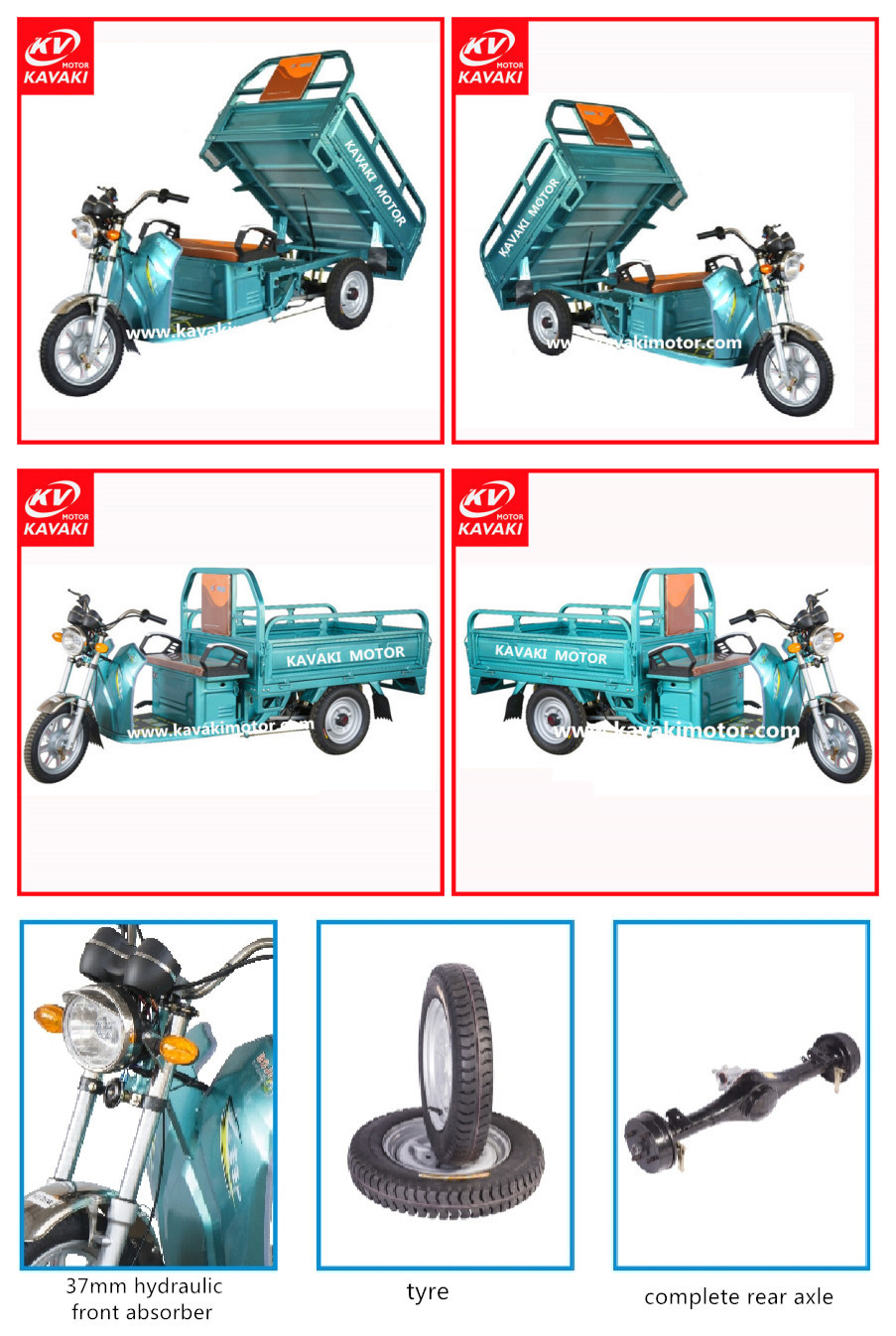 China Factory Wholesale Electric Motors For Mobility