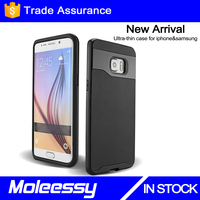 New design wholesale price TPU+PC pattern phone case for Samsung Galaxy S6 Edge Plus case