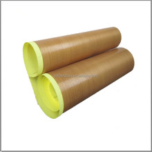 High temperature teflon ptfe adhesive fiberglass insulation tape