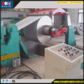 Steel roll straightening machine