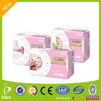 Cheapest Free Samples Super Absorbent Wholesale Discount Baby Diaper